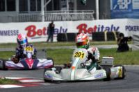 THE SUCCESS OF ARDIG� (TONY KART-VORTEX KZ2), NIELSEN (TONY KART-VORTEX KF), NOVALAK (TONY KART-VORTEX KFJ) AND HAUGER (CRG-TM 60MINI) IN THE WSK SUPER MASTER SERIES, LAUNCHES THE WSK PROMOTION CALENDAR IN ADRIA (I), ON 4TH JULY, FOR THE WSK NIGHT EDITION