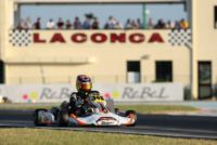 THE WSK EURO SERIES REACHES LA CONCA WITH A FURTHER TECHNICAL INNOVATION.