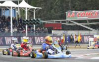 IN MURO LECCESE (ITALY) THE FIRST APPOINTMENT OF THE WSK MASTER SERIES OF KARTING. VERSTAPPEN (NL � CRG-TM KZ2), BOCCOLACCI (F - ENERGY-TM KF), LORANDI (I � TONY KART-VORTEX KF JUNIOR) AND MAINI (IND � TONY KART-LKE 60 MINI) ARE THE WINNERS.